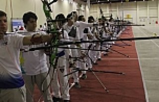 Okçuluk: Salon Federasyon Kupası Yarışması Samsun'da...