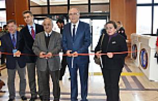 OMÜ Samsun'daki İlk Uluslararası Arkeoloji Sempozyumunu...