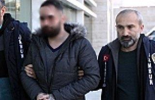 Samsun'daki Silahla Yaralamaya Tutuklama