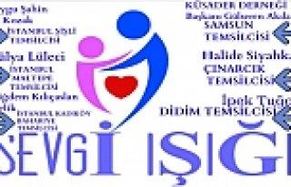 SEVGİ IŞIĞI SOSYAL PROJESİ' NE BAFRA KÜSADER'DEN...
