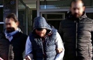 Su ve Elektrik Sayacına Esrar Saklayan Zanlı Tutuklandı