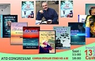 Süleyman ALTUNBAŞ 11. KİTAP FUARINDA