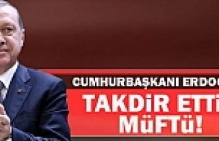 Türkiye'de İlklerin Müftüsü İsmail Çiçek...