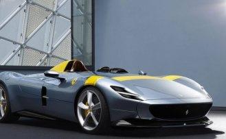 Ferrari Monza SP1'e altın ödüle layık görüldü