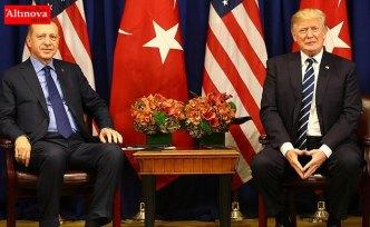 Beyaz Saray: Trump, Erdoğan ile görüşmeye açık fakat planlanmış bir tarih yok