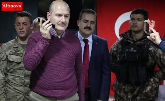 Cumhurbaşkanı Erdoğan'dan kahramanlara yeni yıl tebriği