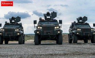 Savunma sanayisi ihracat rekorlarıyla eşik atladı