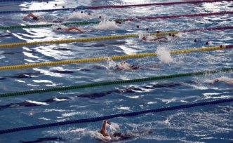 Anadolu Yıldızları Analig Yüzme Yarışları, Karabük'te başladı
