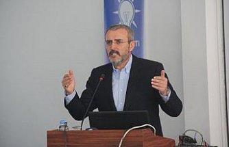 AK Parti Genel Başkan Yardımcısı Mahir Ünal: