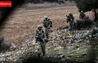 Mehmetçik'ten teröristlerin kış üslenmesine darbe