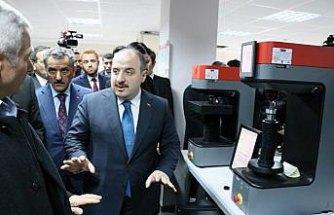 Sanayi ve Teknoloji Bakanı Mustafa Varank Samsun'da