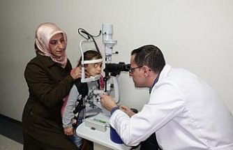 Trabzon Kanuni Eğitim ve Araştırma Hastanesi Göz Hastalıkları Uzmanı Esenülkü:
