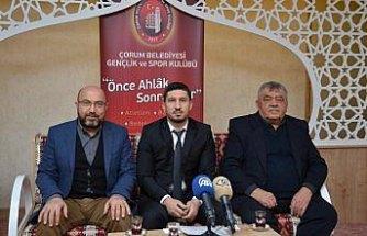 Türkiye Küçükler Masa Tenisi Şampiyonası Çorum'da yapılacak