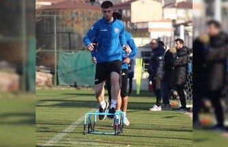 Karabükspor'da Elazığspor maçı hazırlıkları başladı