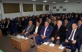 Zonguldak Merkez Ziraat Odası 5. Olağan Genel Kurulu