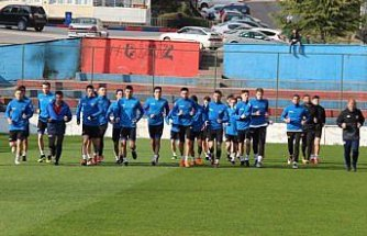 Kardemir Karabükspor'da Adanspor maçı hazırlıkları
