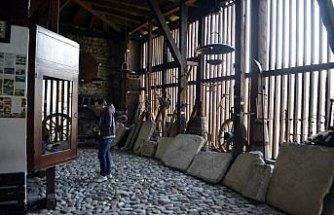 Kaymakamlar Evi'nin restorasyonuna 600 bin lira kaynak