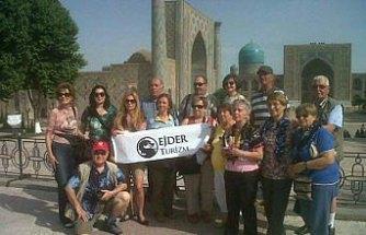 Tarihi İpek Yolu'nda turizm yeniden canlandı