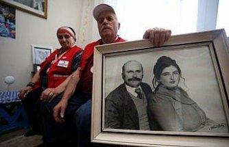 Türk Kızılayının şefkat eli yaşlıların yüzünü güldürüyor