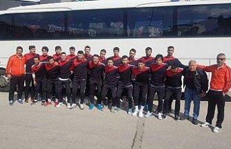 Karabük'te amatör takım, namağlup Play-Off 'da
