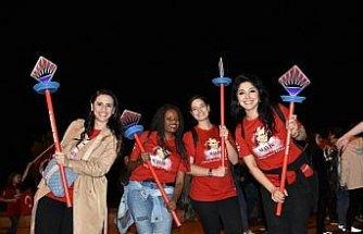 Bahçeşehir Kolejinin 2 bin 500 öğrencisi Samsun'da buluştu