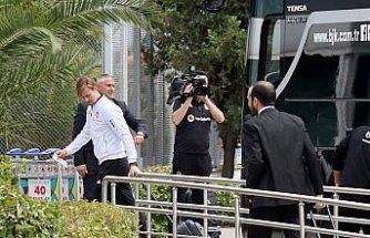 Beşiktaş, Trabzon'a gitti