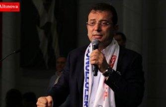 Ekrem İmamoğlu: İstanbul için en doğru kararı vereceğiz