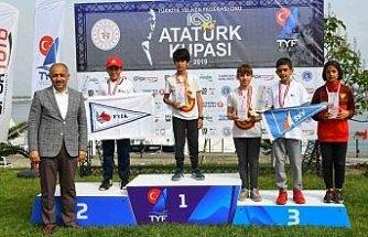 Yelken: 100. Yıl Atatürk Kupası Optimist Yarışları