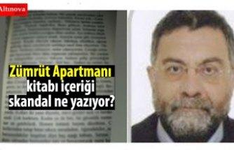 Zümrüt Apartmanı kitabı içeriği skandal ne yazıyor?