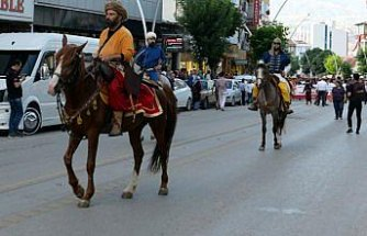 Atatürk'ün Tokat'a gelişinin 100. yıl dönümü