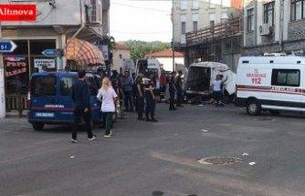 Edirne'de göçmenleri taşıyan araç kaza yaptı: 10 ölü, 30 yaralı