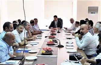 Kavak'ta Eğitim-Öğretim Değerlendirme Toplantısı