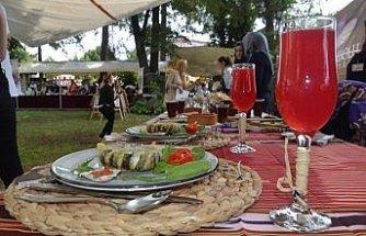 Safranbolu'da lezzetler yarıştı