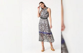 Yazın trend elbise modelleri Boyner'de