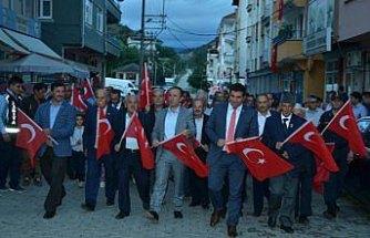 15 Temmuz Demokrasi ve Birlik Yürüyüşü