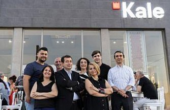 Kaleseramik'in Çeşme'de yenilediği mağazası açıldı
