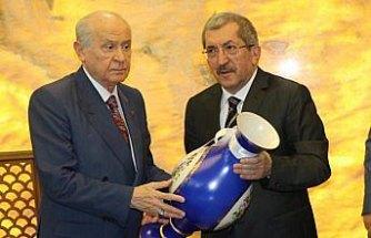 MHP Genel Başkanı Bahçeli Karabük'te