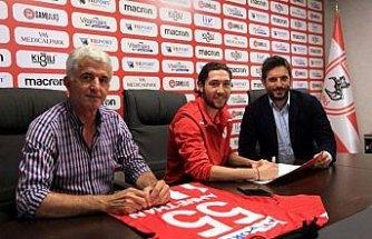 Samsunspor, Ahmethan Köse'yle 3 yıllık sözleşme imzaladı