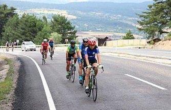 Sporcular 15 Temmuz için pedal çevirdi