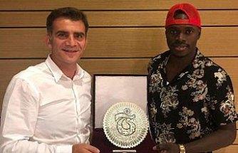 Trabzonspor'da Zargo Toure'nin sözleşmesi feshedildi