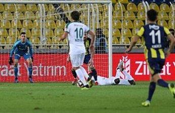 Fenerbahçe, Giresunspor'u tek golle geçti