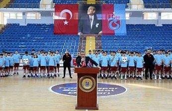 Trabzonspor, basketbolda altyapıyı oluşturdu