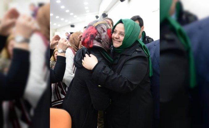 """""""Geleceğin güçlü Türkiye'sini inşa etmek hep beraber olacak"""""""