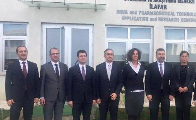 """KTÜ İLAFAR, """"İyi Uygulama Örneği"""" seçildi"""