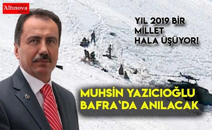 Muhsin Yazıcıoğlu Mevlid İle Anılacak