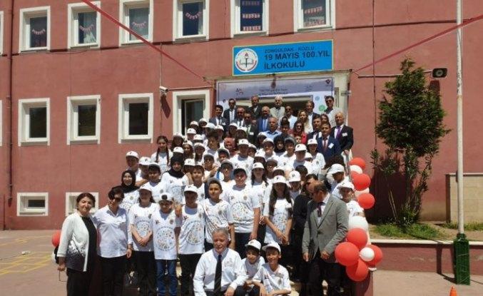 """Zonguldak'ta """"4006 Tübitak Bilim Fuarı"""" açıldı"""