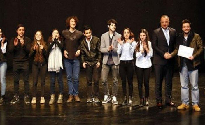 Samsun'da Hayallerini Sahneye En İyi Taşıyan İlkadım Oldu