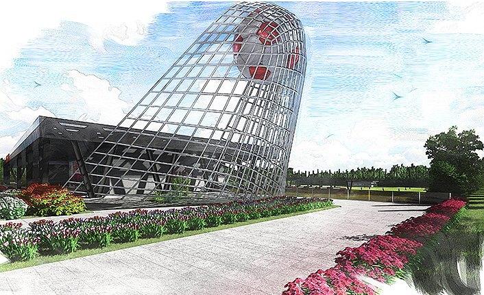 Samsunspor'a yakışır yeni tesis