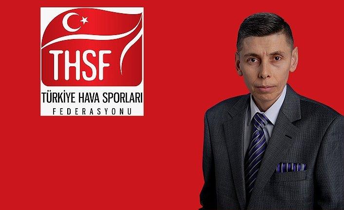 Burhan Apaydın THSF Başkanlığına atandı