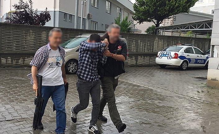 Samsun'da traktör devrildi: 3 yaralı